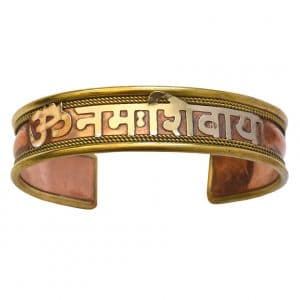 Armreif 'Om Namah Shivaya'