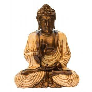 Buddha mit Mudra der Lehre