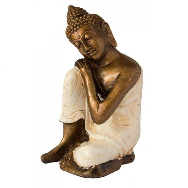 Buddha im Thai Style ruhend