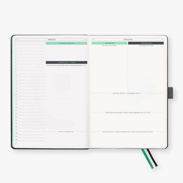 Klarheit Kalender Planung Monat