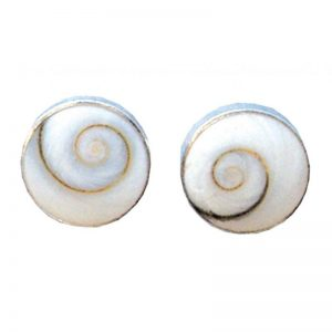 Ohrringe Shiva Eye Stecker 10mm