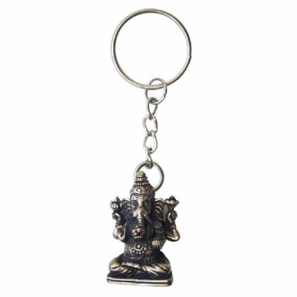 Schluesselanhaenger Ganesha
