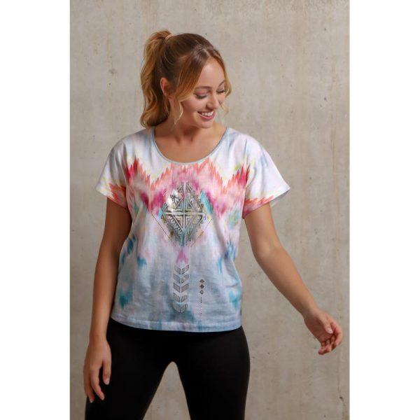 Spirit of Om T-Shirt Print