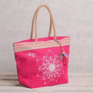 Spirit of Om Ladyshopper pink