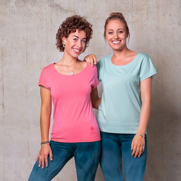 Spirit of Om Shirt Triangle beide Farben