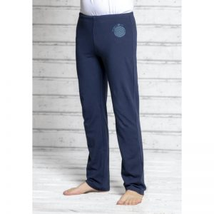Spirit of Om Yogahose blau