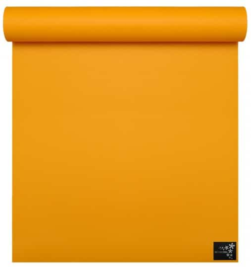 Yogamatte Yogistar Sun 4mm gelb